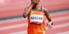 Спортсменка из Нидерландов упала в полуфинальном забеге на 1500 м, но сумела его выиграть (Видео)