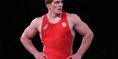 Россиянин Муса Евлоев выиграл золотую медаль Олимпиады в греко-римской борьбе