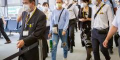 Белорусская легкоатлетка Тимановская вылетела из Токио в Австрию