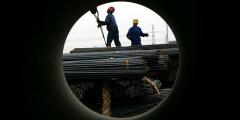 Потребность Китая в железной руде продолжает поддерживать экономику Австралии