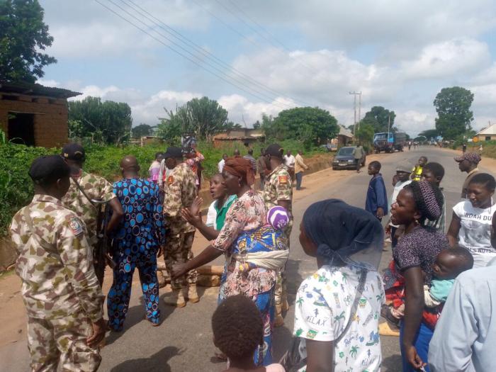 Террористы ведут продовольственную войну вСеверной Нигерии