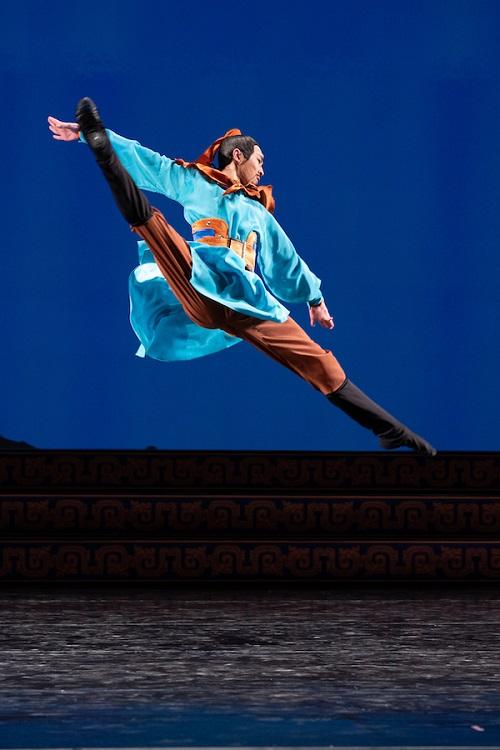 Классический китайский танец — грандиозное понимание мира
