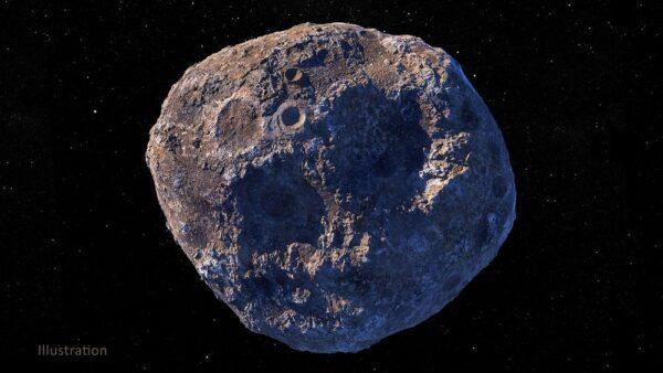Почему астероид Psyche 16 стоит больше, чем вся глобальная экономика планеты Земля