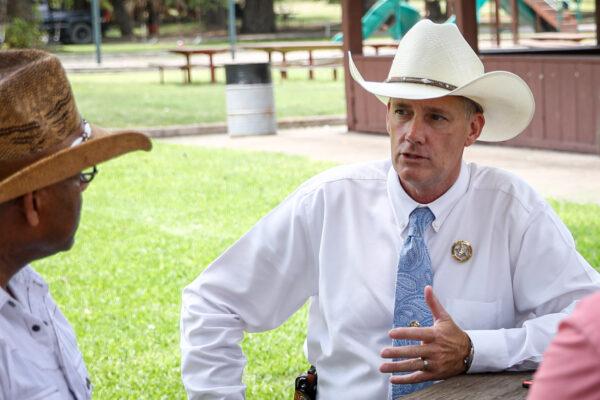 Шериф Техаса: Это непограничный кризис, это борьба между добром излом