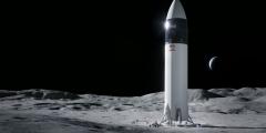 НАСА отклонило предложение Безоса участвовать в лунной миссии