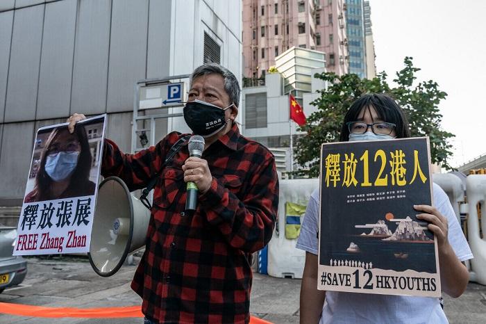 Гражданская журналистка, заключённая в тюрьму за сообщение о вспышке вируса в Китае, продолжает голодовку
