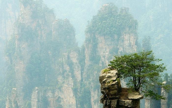 Пять мест, которые нужно увидеть в Чжанцзяцзе