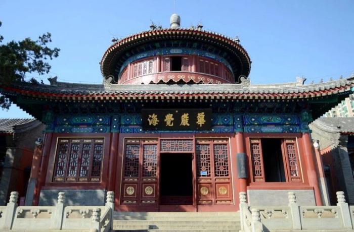 Великолепный Большой Колокол Юнлэ времен династии Мин