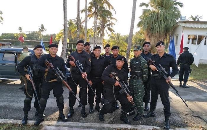 Пекин готовит кубинские силы безопасности для подавления протестующих