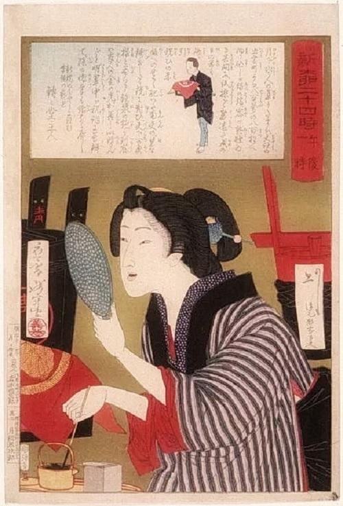 Охагуро: традиционный японский признак красоты