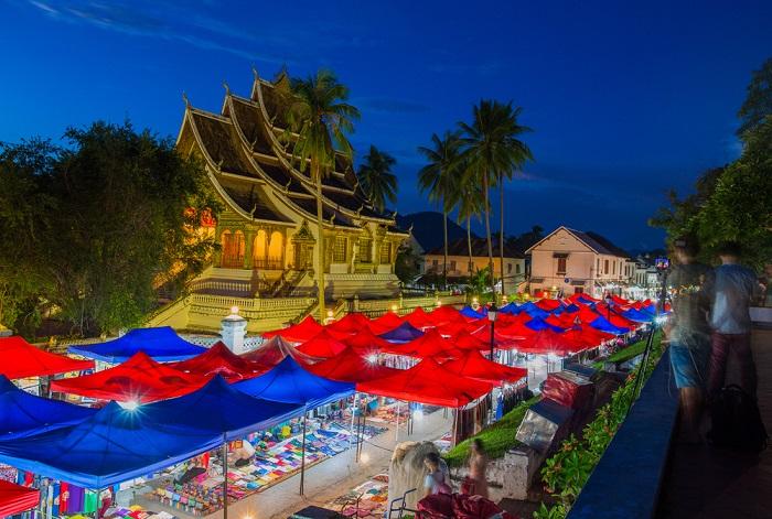 Инсайдерский Лаос: изучение Луангпхабанга