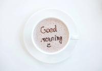 Возможно, эти рекомендации на утро улучшат ваш день