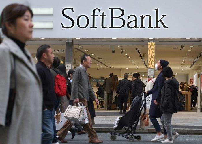 SoftBank приостанавливает инвестирование в Китай