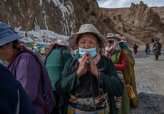 Пекин призывает Тибет принять коммунистическое правление через 70 лет после захвата