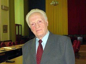 Бывший сенатор Румынии Танасэ П. Тавала