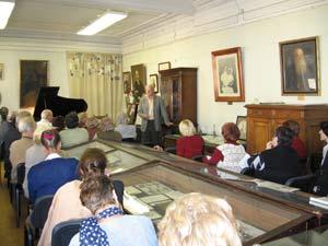 Лекционный зал музея. Фото: Великая Эпоха