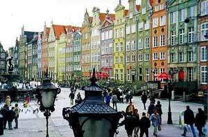 Современный Гданьск. Калининград тоже мог быть таким... Фото:alex4ever.de