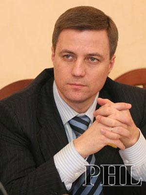 Заместитель Председателя Комитета по вопросам правовой политики Катеринчук Николай Дмитриевич. Фото: phl.com.ua