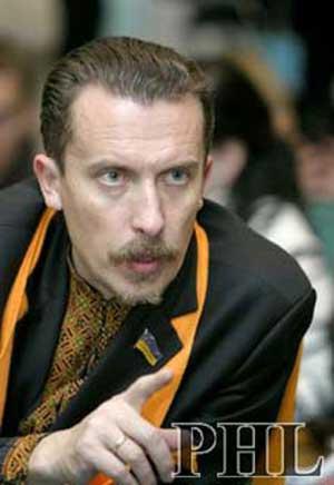 Член Фракции Блока Юлии Тимошенко Шкиль Андрей Васильевич. Фото: phl.com.ua