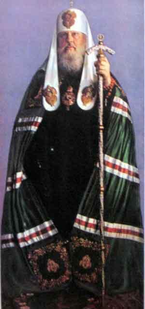 Патриарх Пимен (Извеков). Фото: предоставлено автором