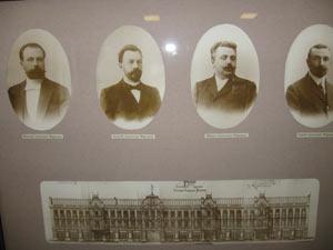 Братья Фирсановы: Николай, Алексей, Михаил, Сергей Алексеевичи, 1908 г.(слева на право). Фото: Великая Эпоха