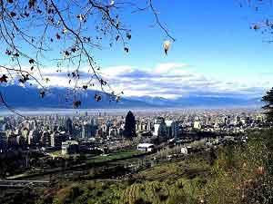 Столица Чили. Страна должна сделать правильный выбор. Фото: The Epoch Times