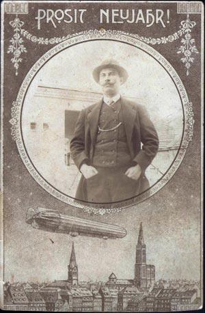 Фото 3. Его двоюродный брат Константин Васильев Состин (1887-1943). Ок. 1913 г. Фото предоставлено автором