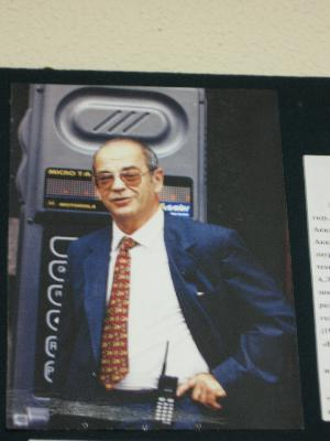Создатель фирмы «Билайн» - Дмитрий Борисович Зимин