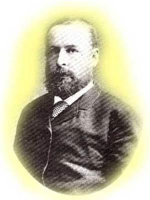 К.В.Руковишников городской голова в 1893-1896 годы.Фото: *Московский журнал*