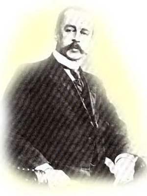 В.М.Голицин гражданский губернатор Москвы с 1887 по 1891год. Городской голова в1897-1905 годы. Фото: *Московский журнал*