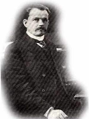 Н.И Астров, городской голова с 28 марта по 7 июля 1917 года. Фото: *Московский журнал*