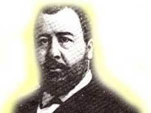 Н.А. Алексеев городской глава в 1885-1893 годы. Фото: *Московский журнал*