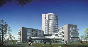 Больница ВВС КНР в городе Ченду стала «оживленным» центром трансплантации органов. Фото с вебсайта больницы