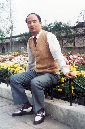 Адвокат Чжэн Эньчун. Фото: Великая Эпоха