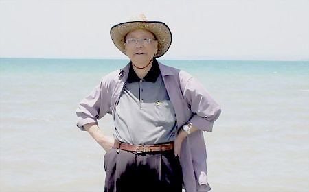 Помощник бывшего Генерального секретаря китайской компартии Ху Яобана - Линь Му. Фото: Великая Эпоха