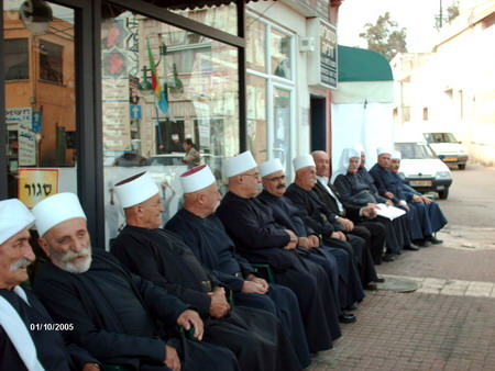 Совет старейшин. Фото: Сиона Бар/Великая Эпоха
