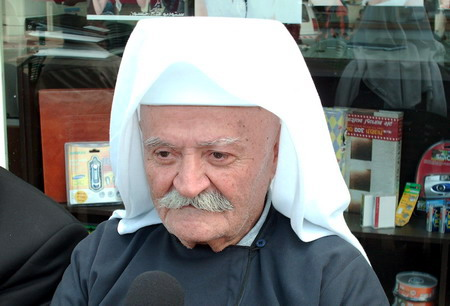 Шейх Хатэм Халави. Фото: Сиона Бар/Великая Эпоха