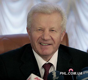 Александр Мороз. Фото: http://phl.com.ua